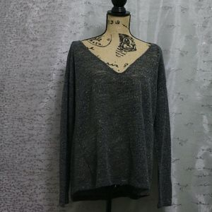 Women's Dark Grey Sweater
